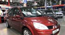 Продажа б/у Renault Scenic (Рено Сценик) Dynamique 2.0 AT  2008 в Оренбурге за 365000 Р