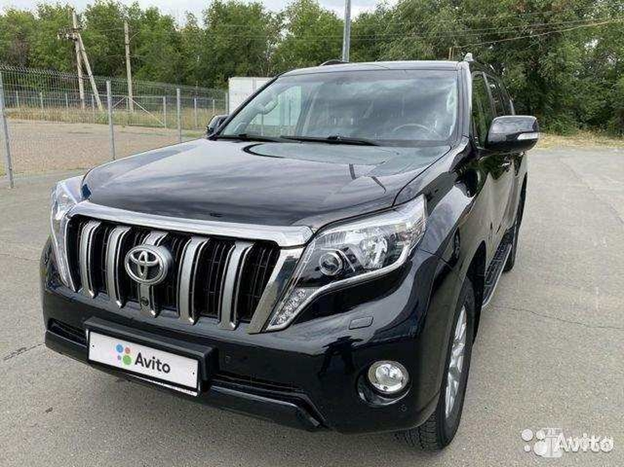 Объявление о продаже Toyota Land Cruiser Prado Arctic Trucks 2.8d AT 4x4 2016 г. г.