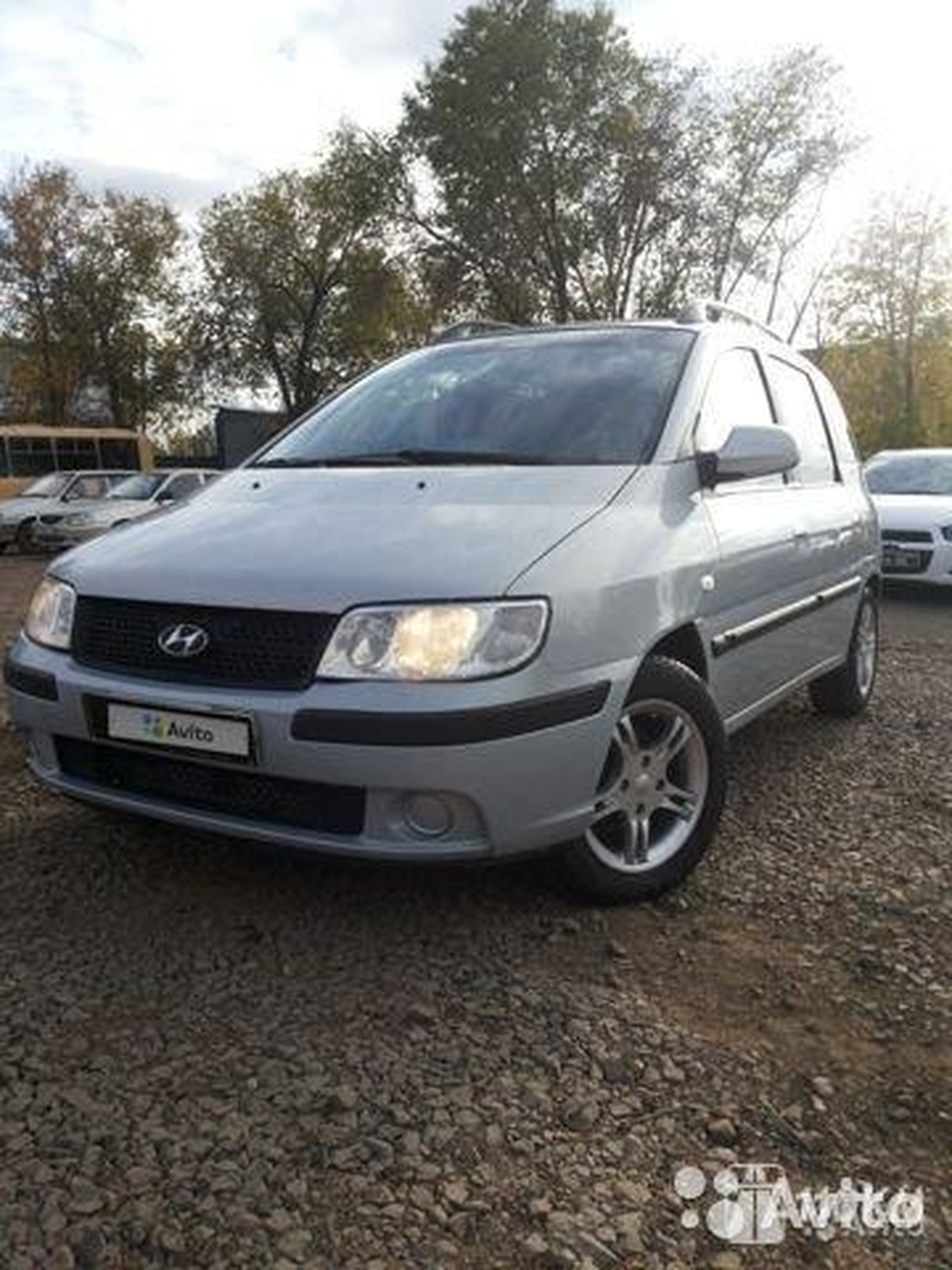 Продажа б/у Hyundai Matrix (Хендай Матрикс) 1.8 MT 2005 в Оренбурге за 340000 Р